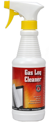 Gas Log Cleaner Georgetown Fireplace And Patio