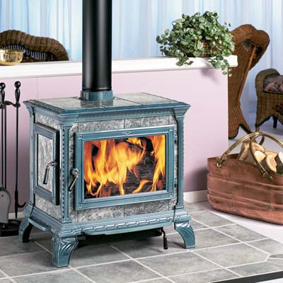 Heritage Woodstove by Hearthstone