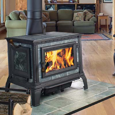 Equinox Woodstove By Hearthstone Georgetown Fireplace And Patio
