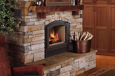 Woodburning Fireplaces | Georgetown Fireplace and Patio