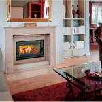 Brentwood Wood Fireplaceby Lennox