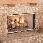RD Insulated Wood Fireplace by Lennox