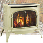 Radiance Direct Vent Gas Stove by Vermont Castings