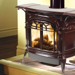 Stardance Gas Stove by Vermont Castings