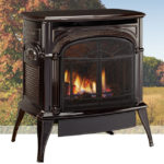 Intrepid Direct Vent Stove by Vermont Castings