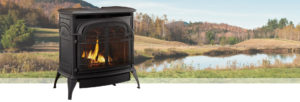 Stardance Direct Vent Stove by Vermont Castings