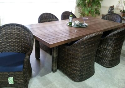 Florentine Woven Dining