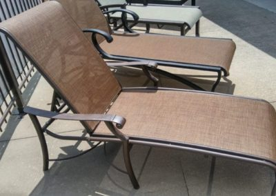Montreux Sling Chaise Lounge