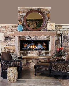 Beautiful Floor Model Sale. Xtreme Direct Vent Fireplace