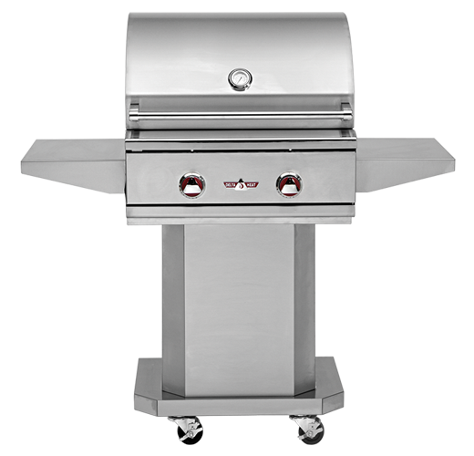 Delta Heat DHGB26 B Portable Stainless Gas Grill At Georgetown Fireplace  And Patio