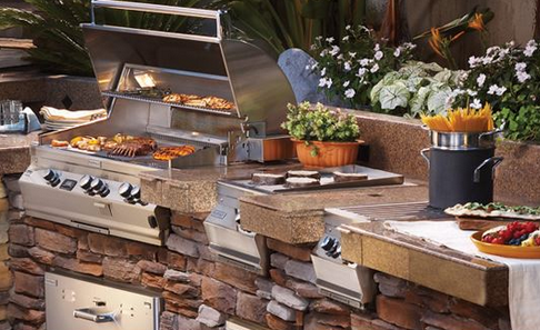 Stainless Grills In Gas Charcoal Pellet Or Electric