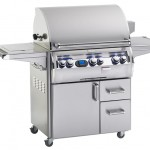 Fire Magic Echelon Diamond Series E660s Stainless Gas Grill at Georgetown Fireplace and Patio