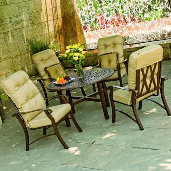 complete patio groups 2014 georgetown fireplace and patio. Black Bedroom Furniture Sets. Home Design Ideas