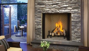 Georgetown Fireplace and Patio Plantation Woodburning Fireplace