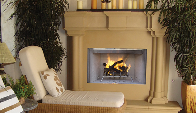 Wood Burning Fireplaces | Georgetown Fireplace and Patio