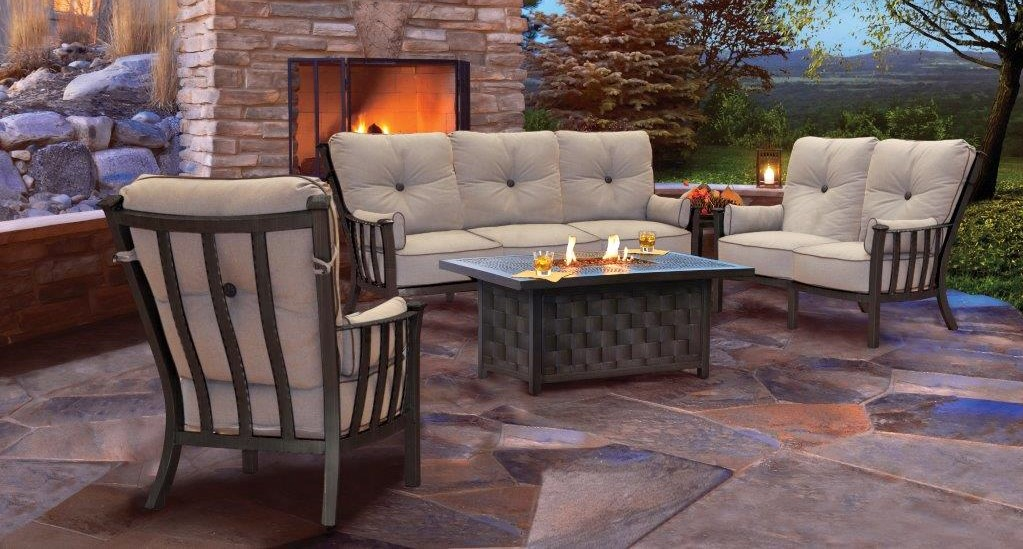 New For 2017 Georgetown Fireplace And Patio