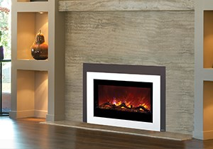 40ei Electric Insert By Fireplace Xtrordinair Georgetown Fireplace And Patio