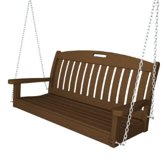 TeakPorchSwing