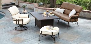Atlas Seating Woodard Furniture Georgetown Fireplace And Patio