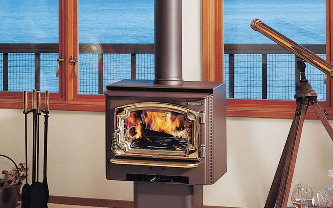Answer Woodstove By Lopi Georgetown Fireplace And Patio