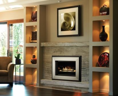 FPX 564 Diamond-Fyre Gas Fireplace
