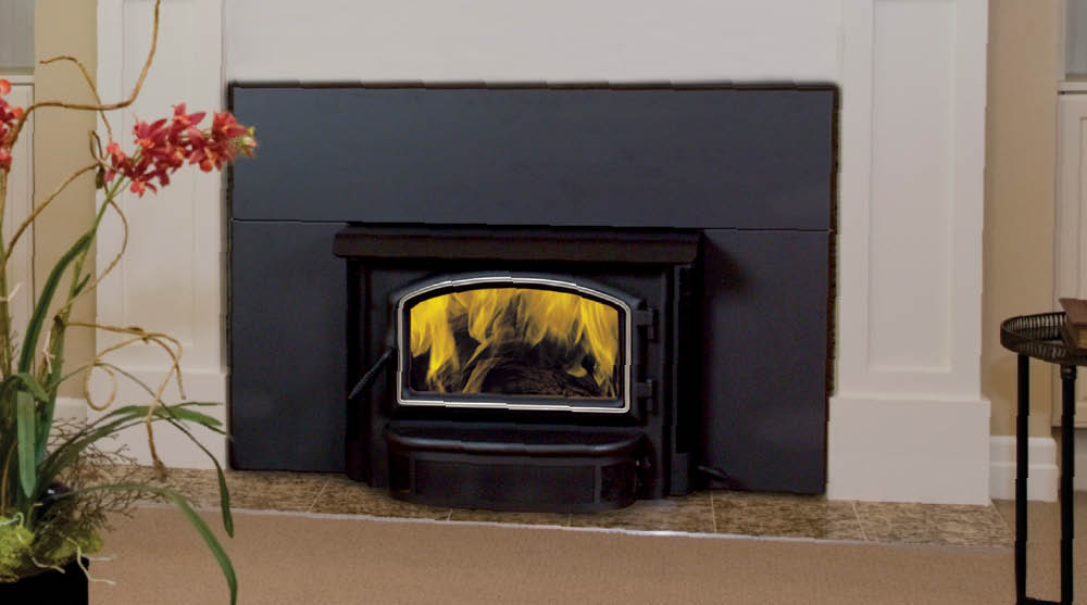Savanah Wood Burning Fireplace Insert by Vermont Castings