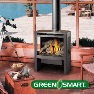 Cypress Gas Stove by Avalon