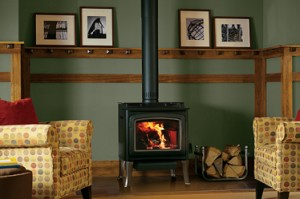 Grandview Woodstove by Lennox