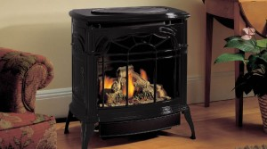 Stardance Vent Free Gas Stove bv Vermont Castings