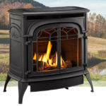 Stardance Vent Free Gas Stove by Vermont Castings
