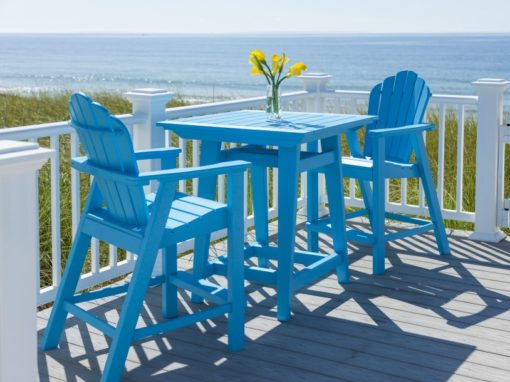 Adirondack Balcony Dining by Seaside Casual