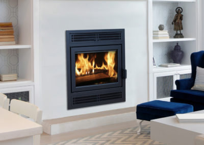 Supreme High Efficiency Wood Burning Fireplace