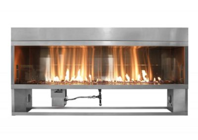 FireGear Outdoor Gas Linear Fireplace