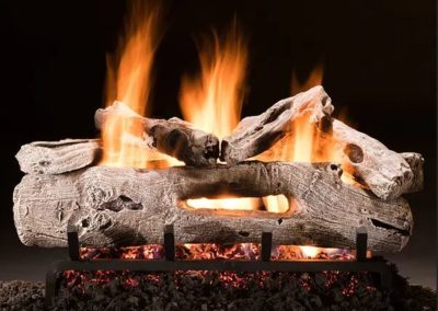Hargrove Driftwood Gas Logs